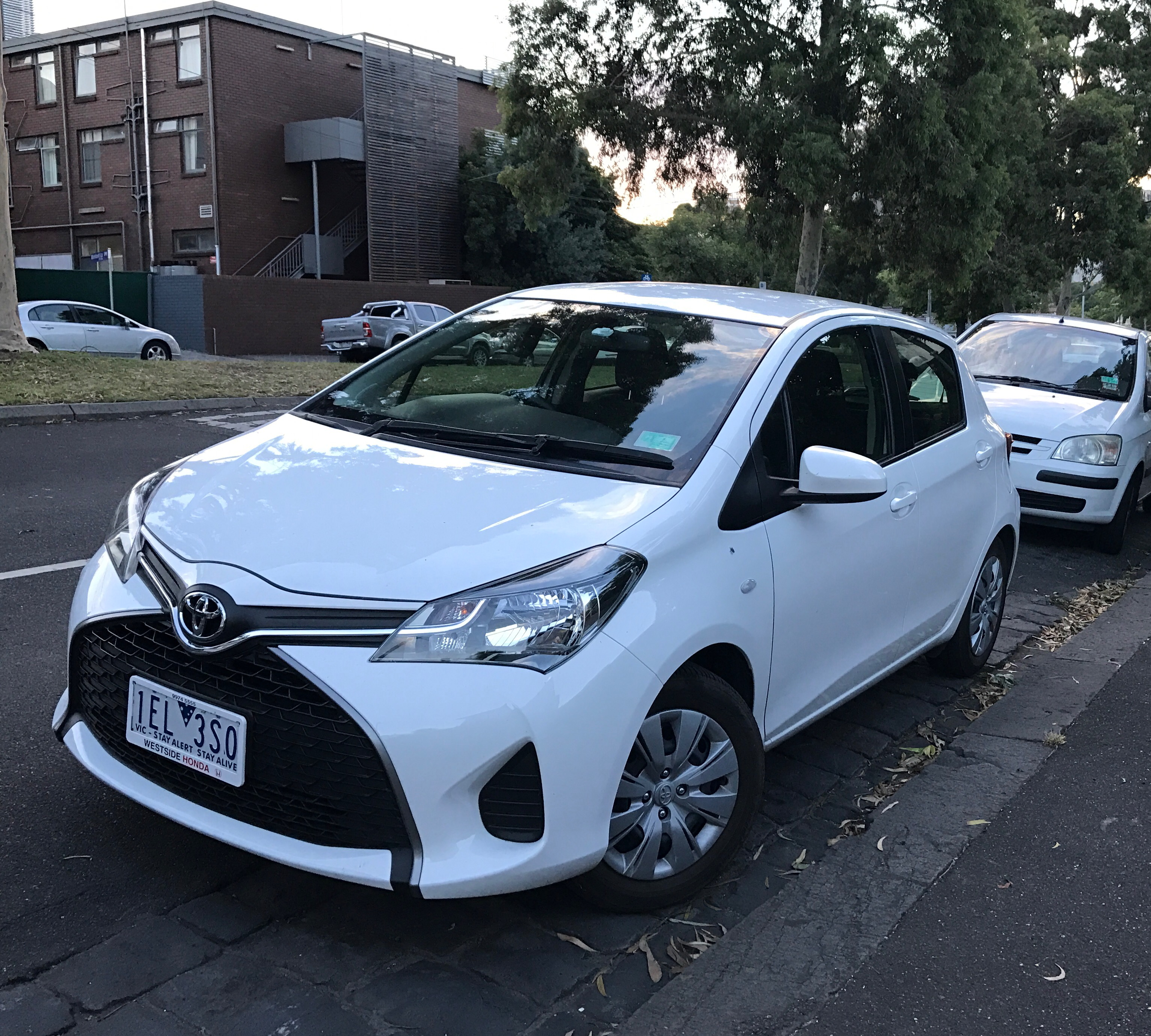 Picture of Laura's 2015 Toyota Yaris
