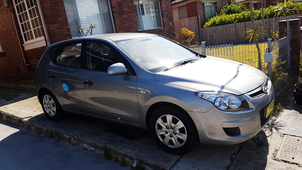 Picture of Baron's 2011 Hyundai i30 Active