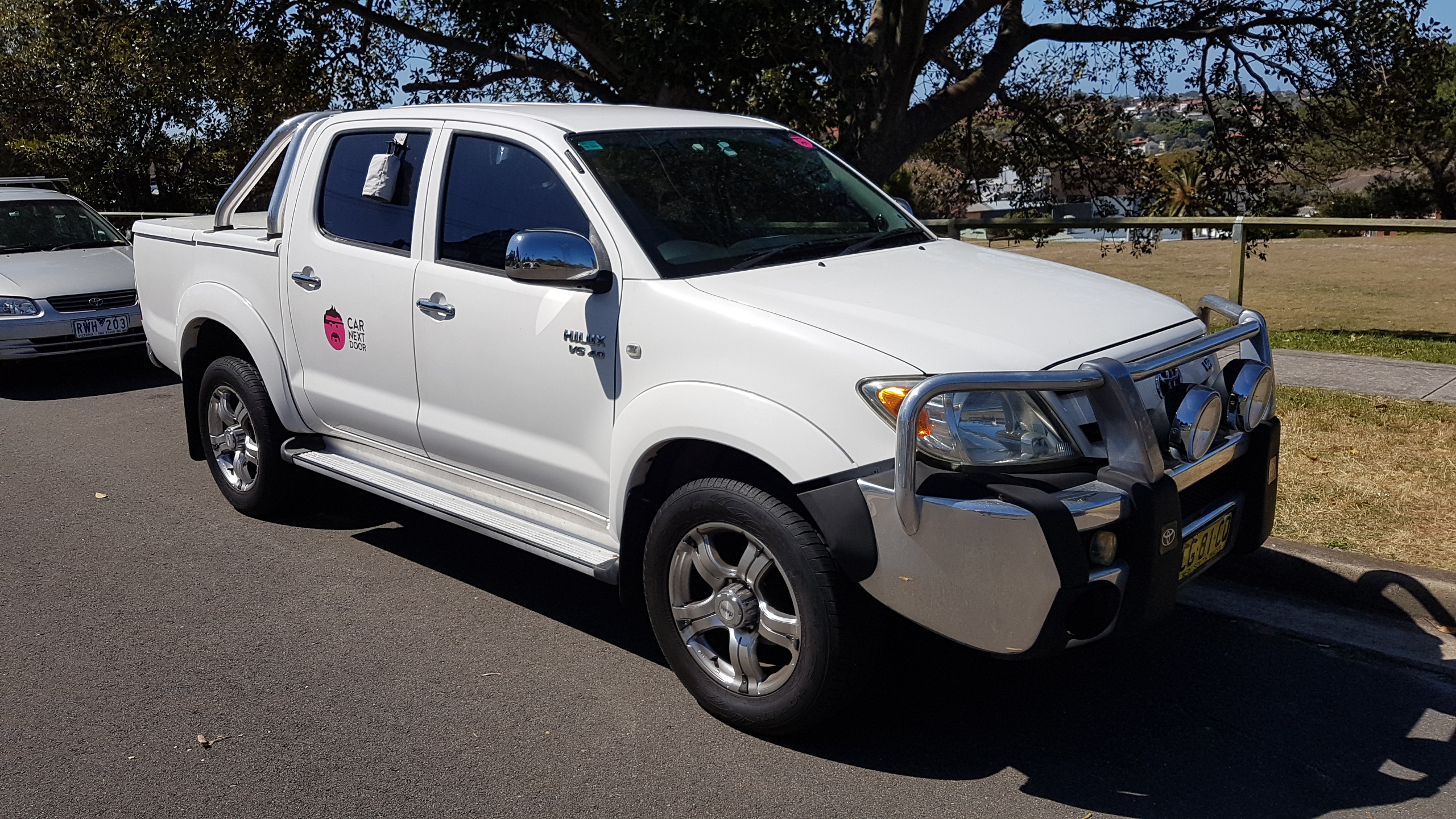 Picture of Ben's 2006 Toyota Hilux SR5