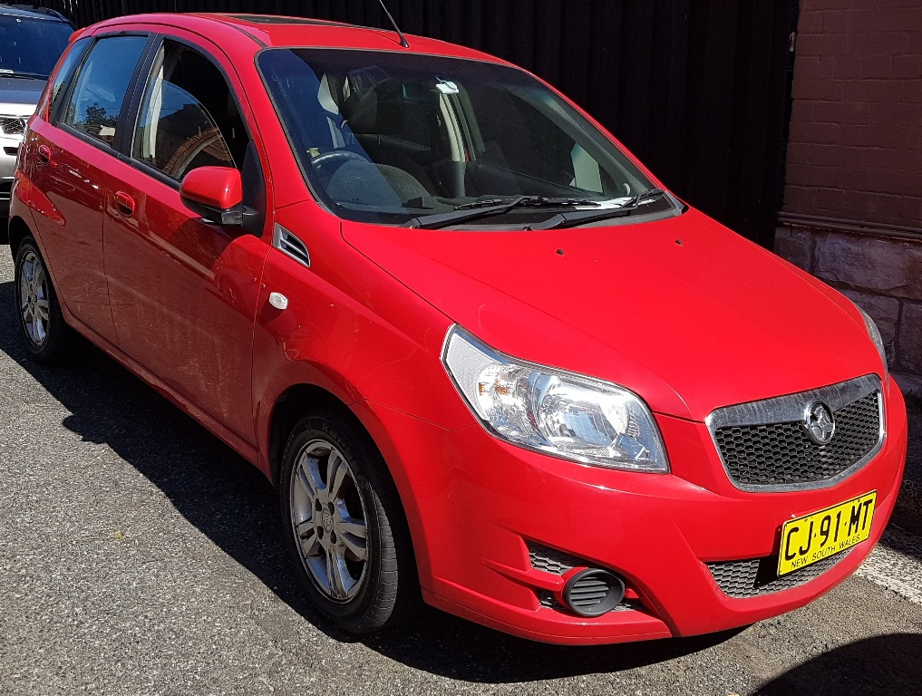 Picture of Emma's 2010 Holden Barina