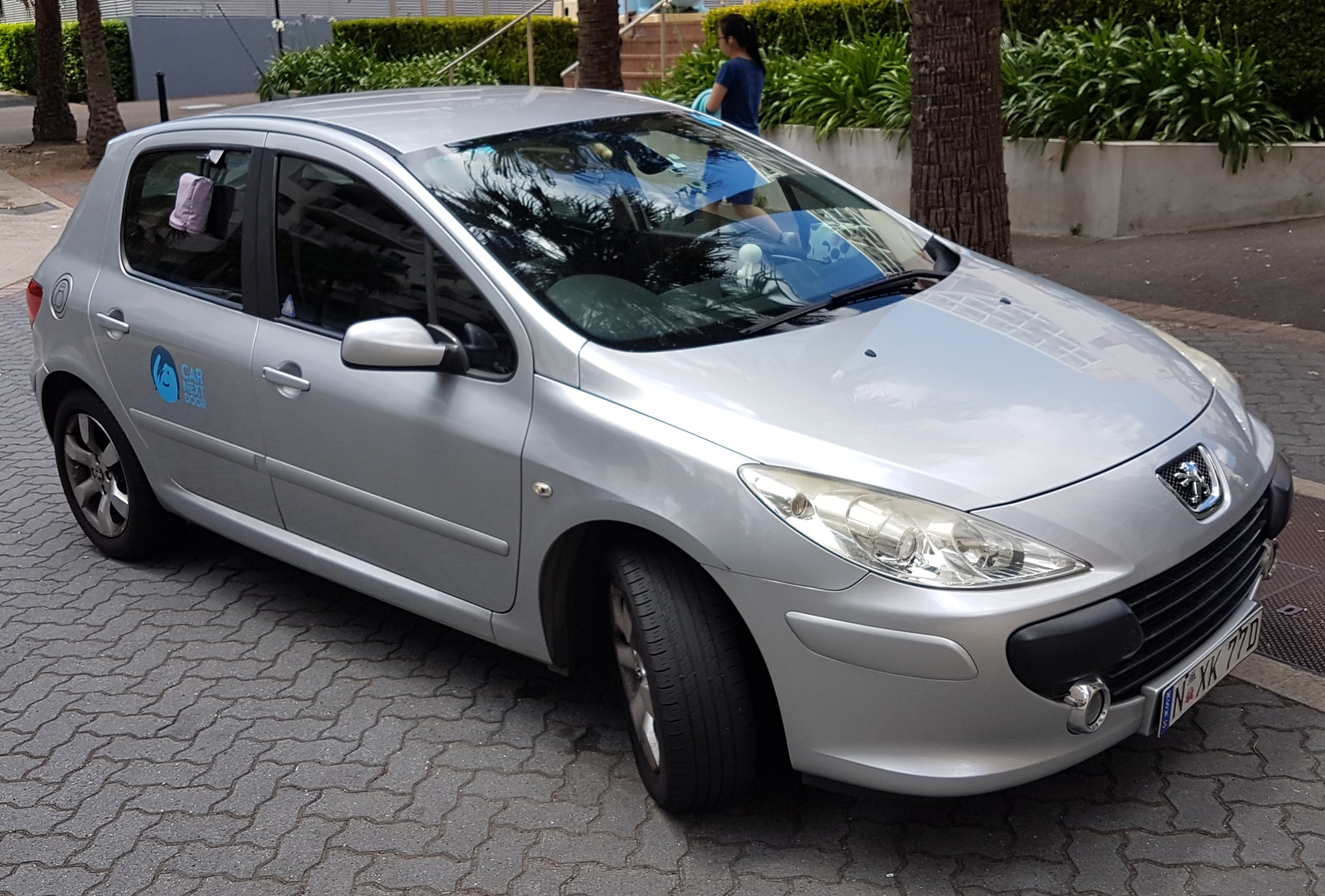 Picture of Sheryl's 2006 Peugeot 307