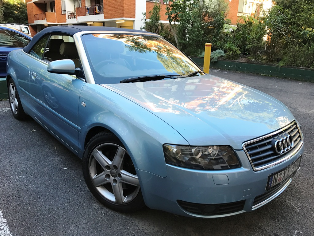 Picture of Joanna's 2005 Audi A6