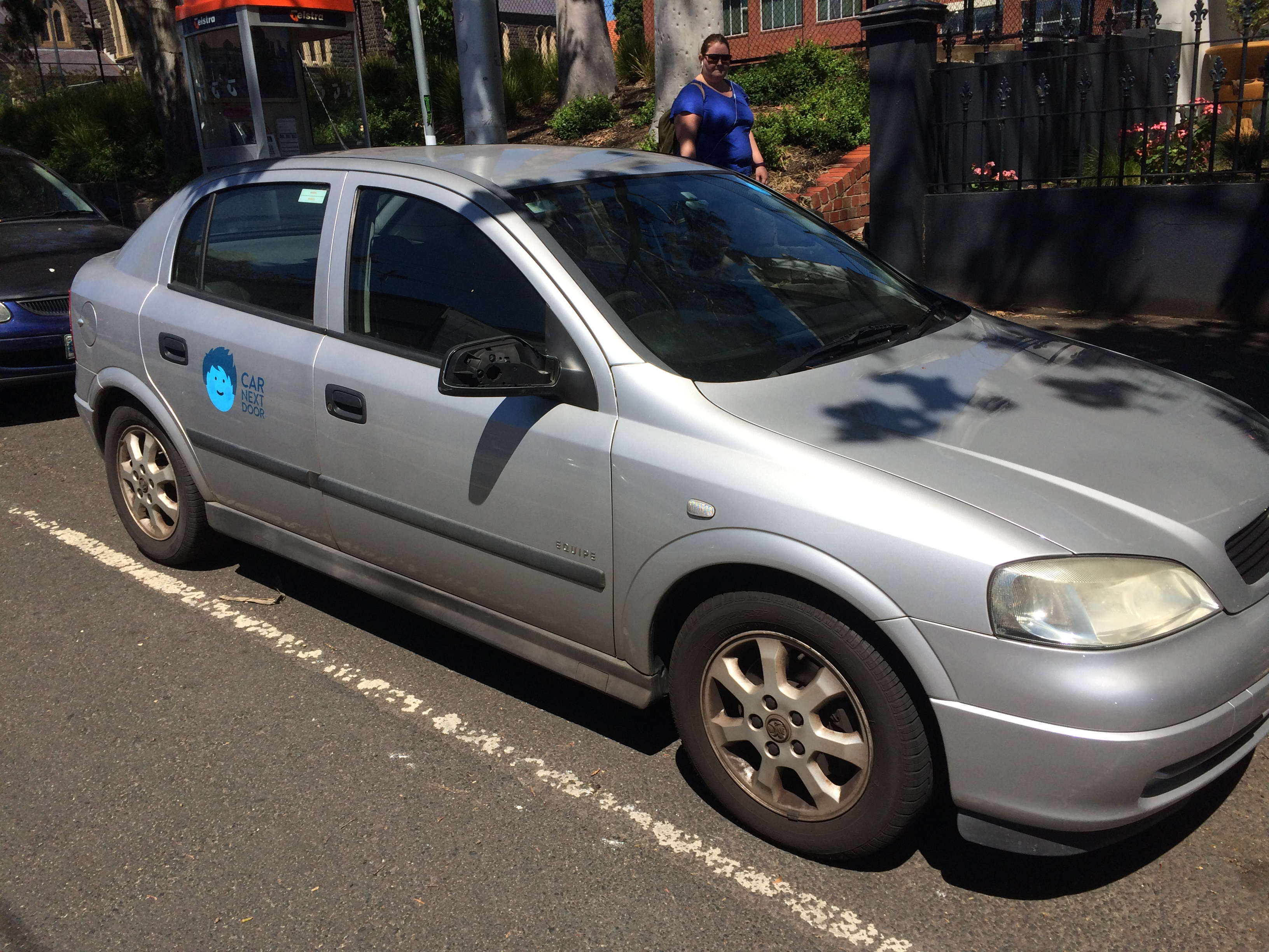 Picture of Jack's 2005 Holden Astra