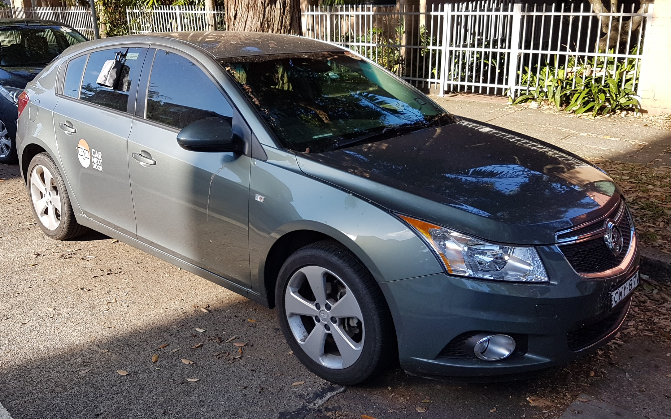Picture of Jodie's 2014 Holden Cruze