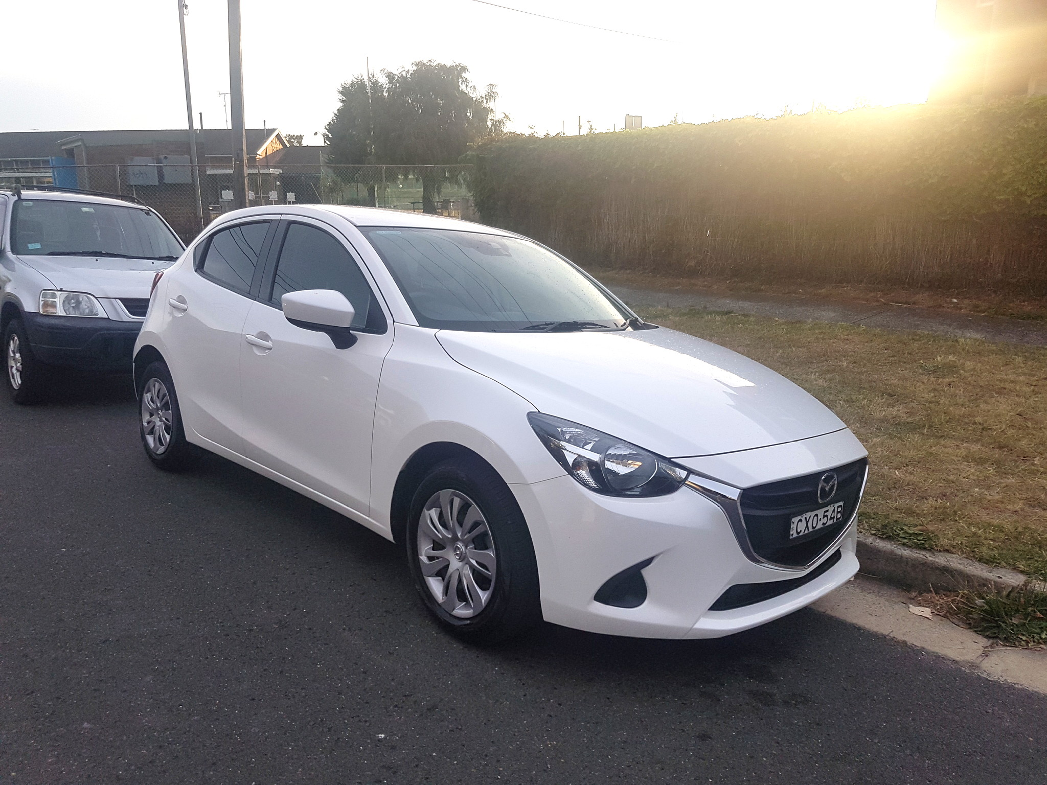 Picture of Tiffany's 2014 Mazda 2