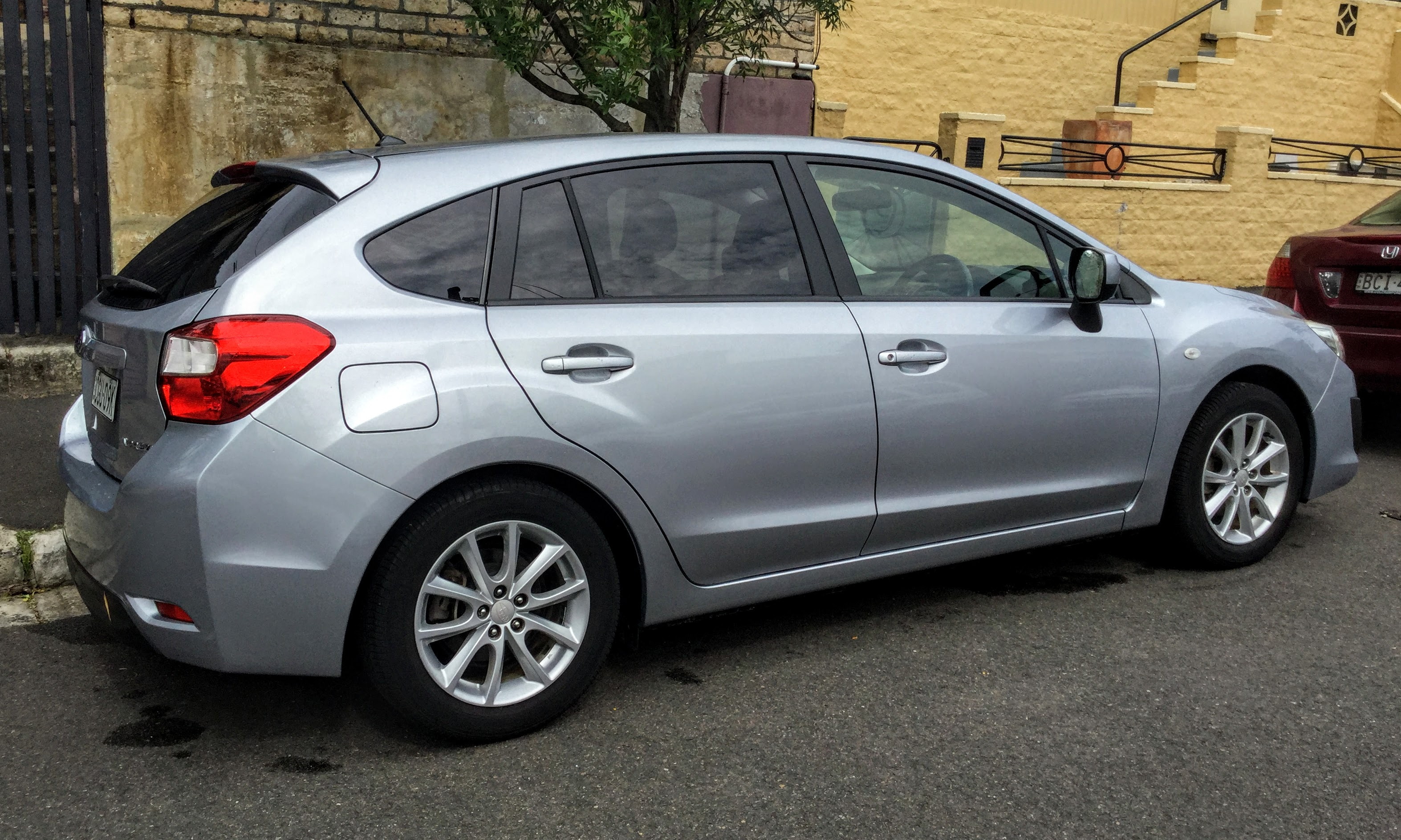 Picture of Adam's 2012 Subaru Impreza