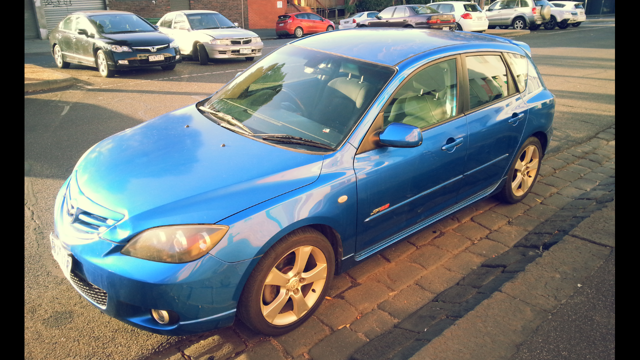Picture of Marc's 2005 Mazda 3 SP23