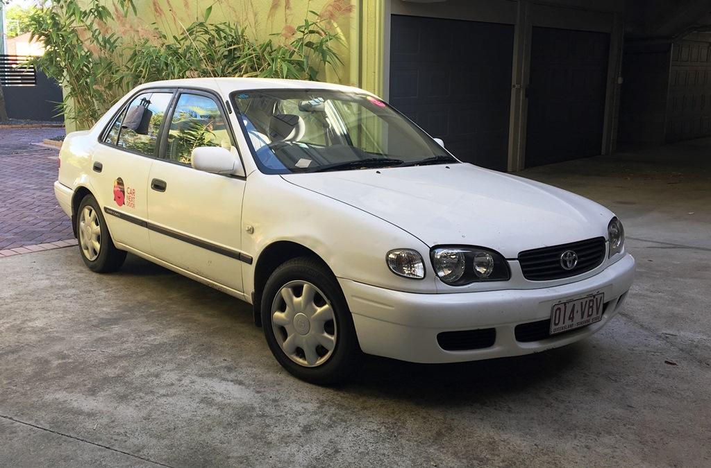 Picture of Jon's 2000 Toyota Corolla