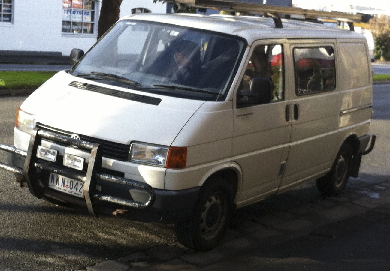 Picture of Mike's 1995 Volkswagen Transporter