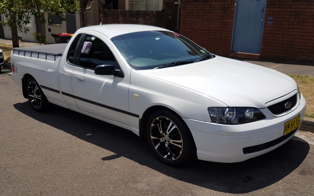 Picture of Eddie's 2003 Ford Falcon Ute