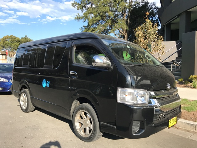 Picture of Bella's 2014 Toyota Hiace