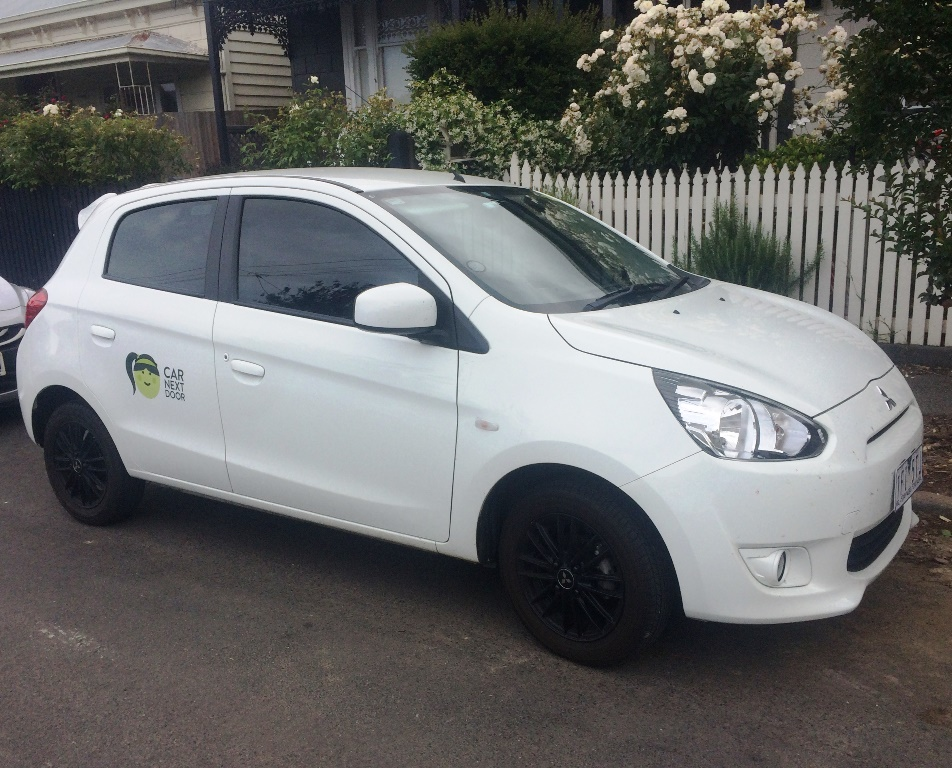 Picture of Beverley's 2013 Mitsubishi Mirage