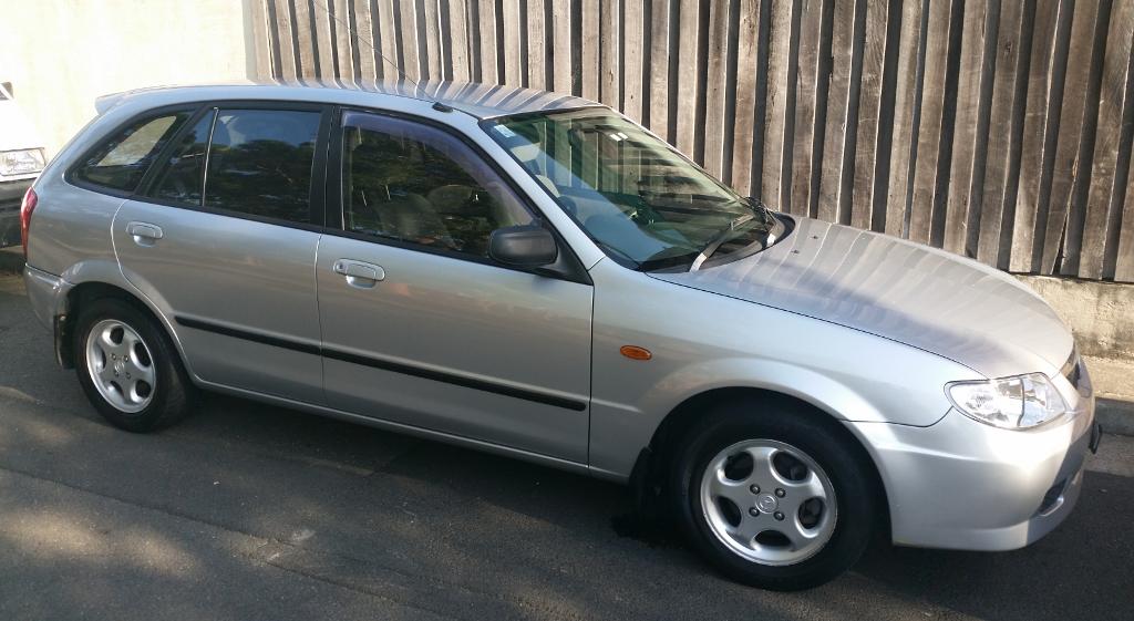 Picture of Jeevan's 2003 Mazda 323P Sedan