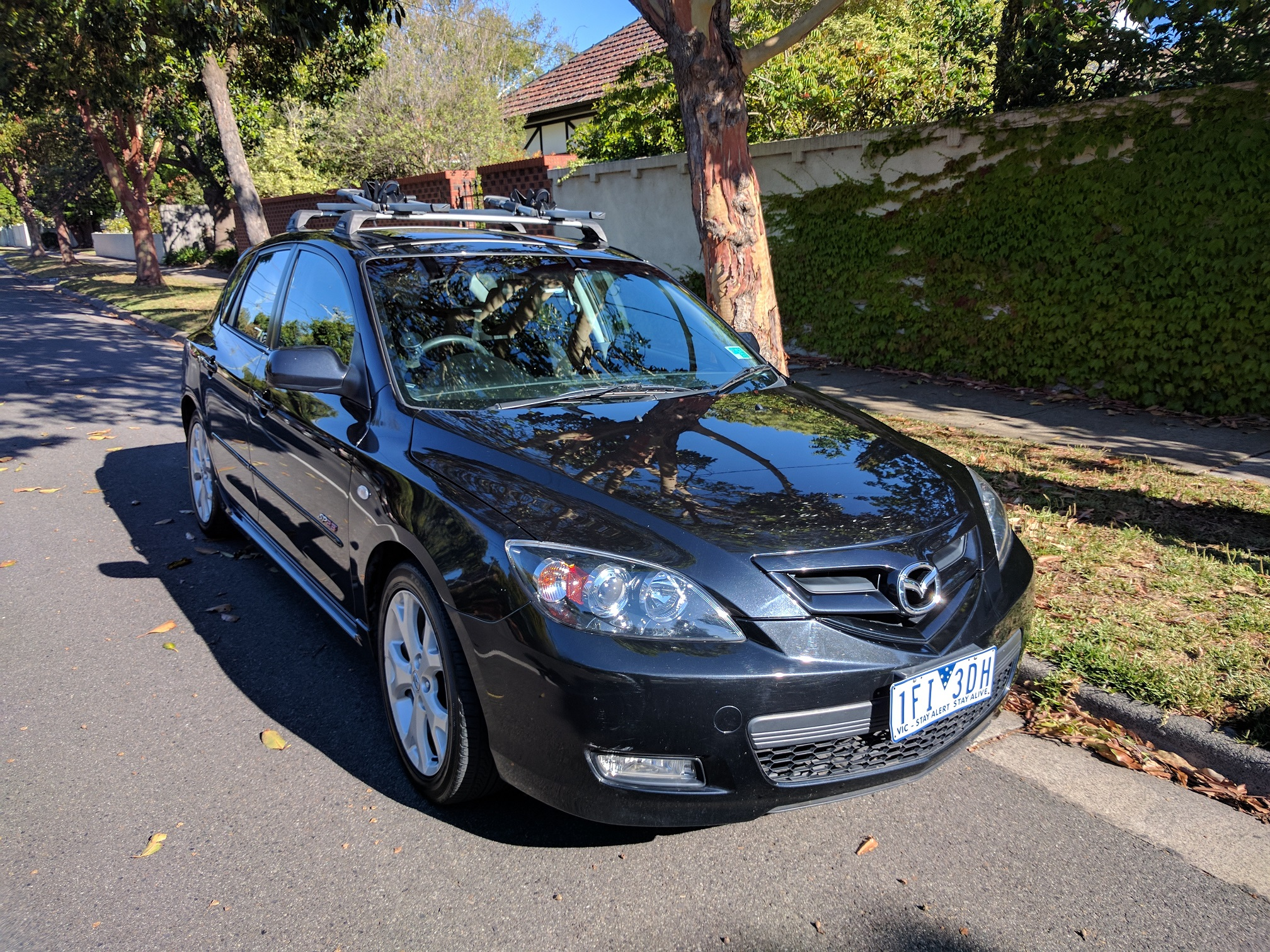 Picture of Perrin's 2007 Mazda 3 (SP23)
