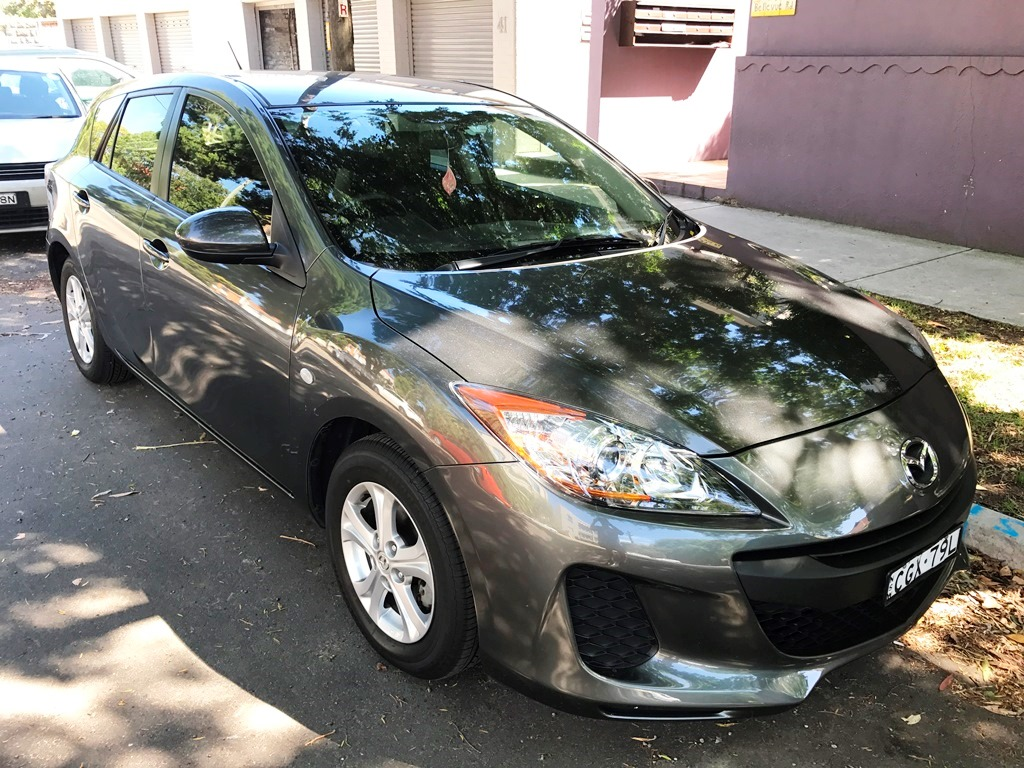 Picture of Sarah's 2012 Mazda 300