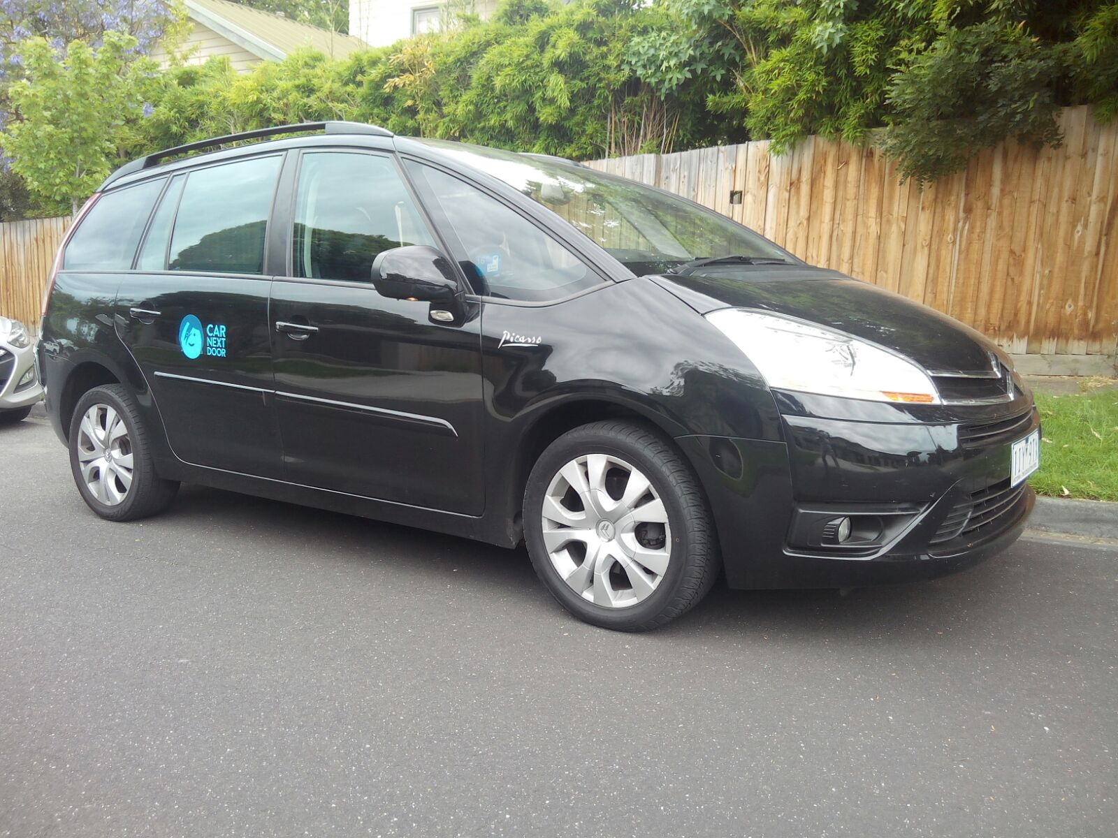 Picture of Sharyn's 2011 Citroen C4 Grand Picasso