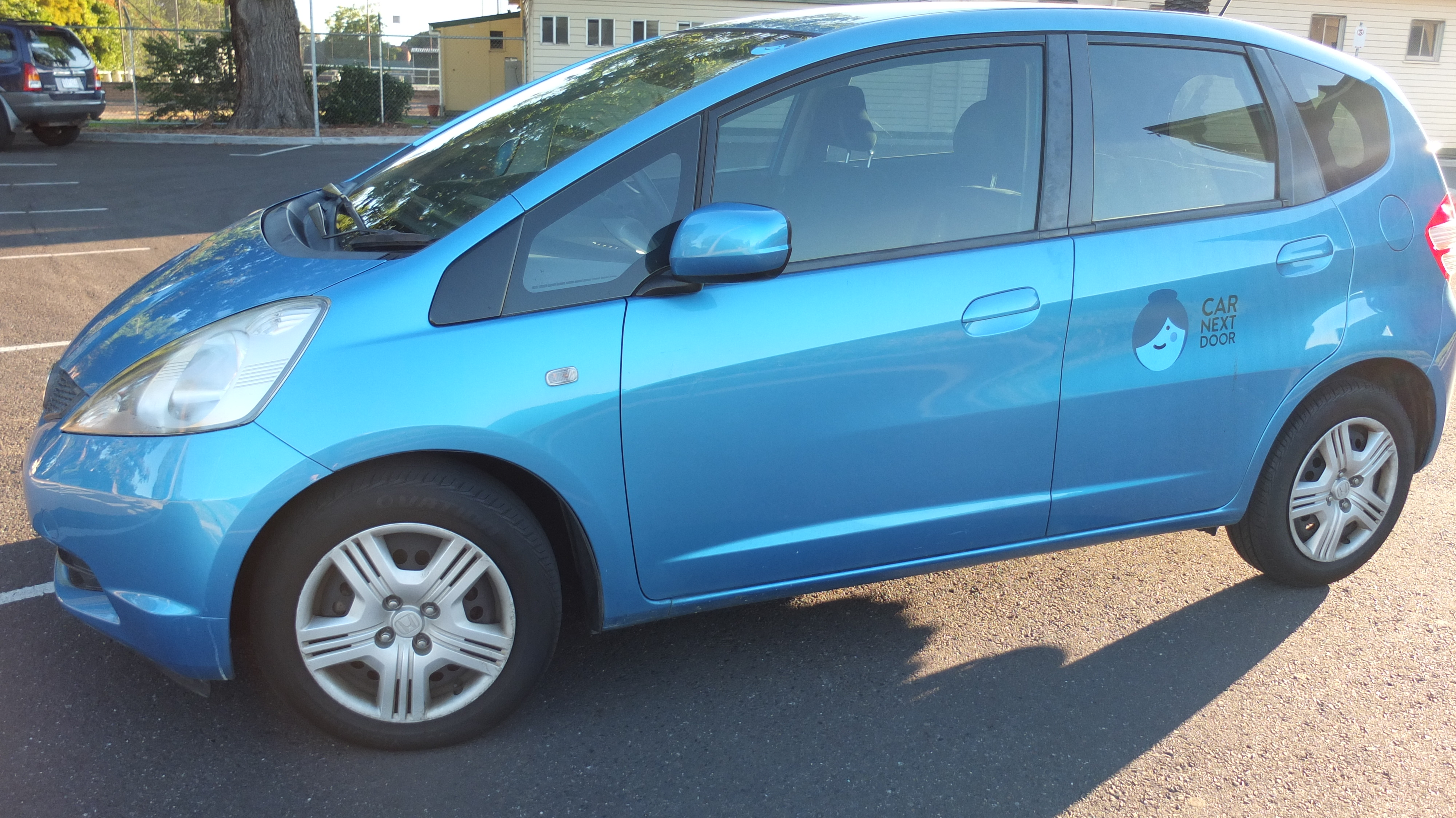 Picture of Belinda's 2009 Honda Jazz