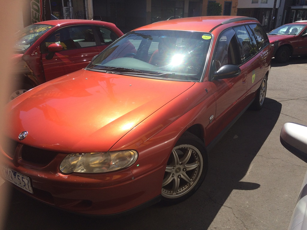 Picture of Onsy's 2001 Holden Commodore