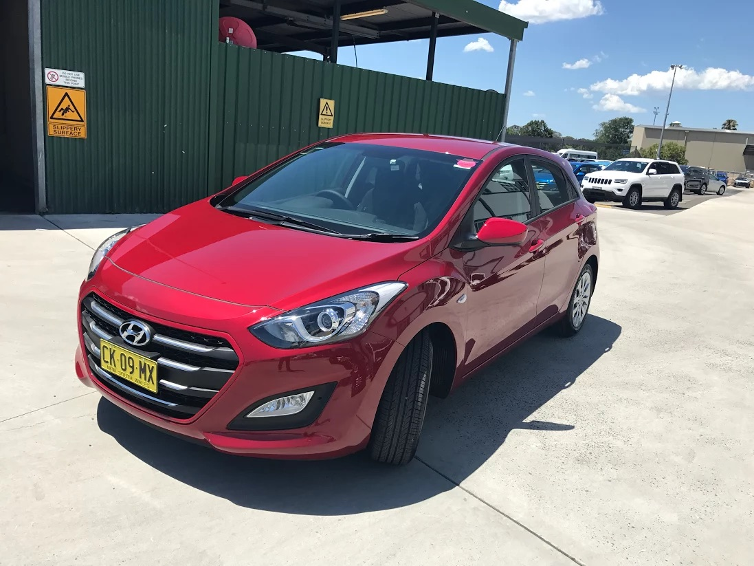 Picture of Brittany's 2016 Hyundai i30