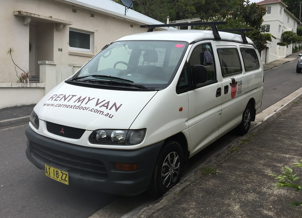 Picture of Vincent Van Go's 2004 Mitsubishi Express
