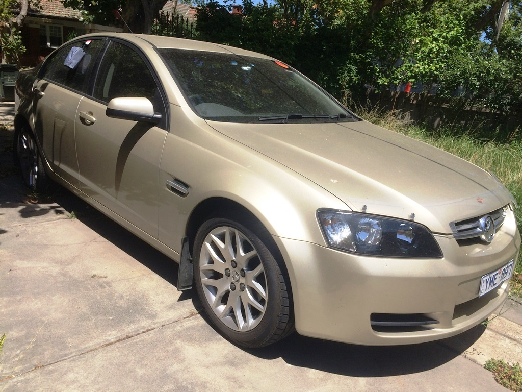 Picture of Savvas' 2008 Holden Commodore 6oth Anniversary
