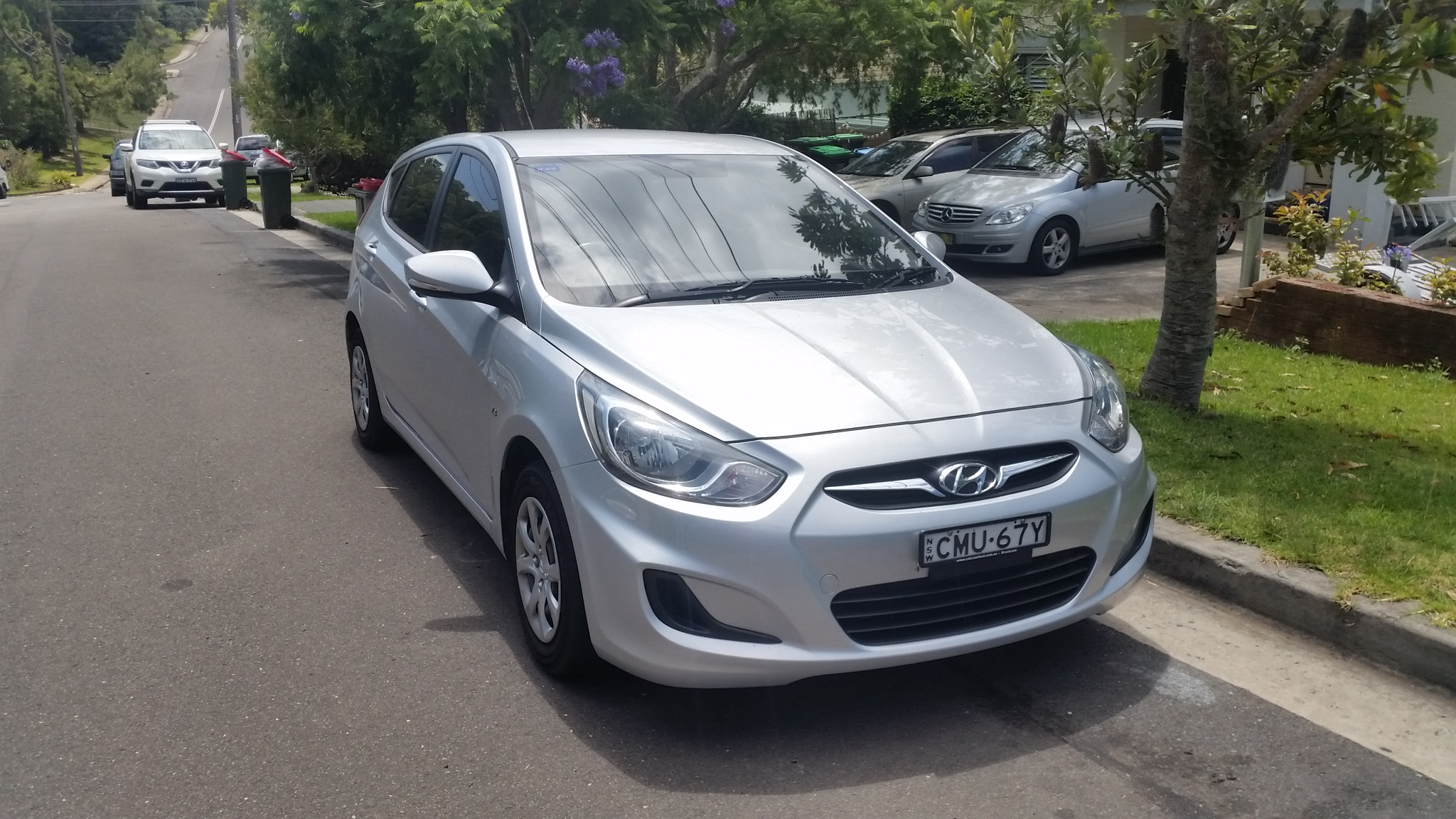 Picture of John's 2012 Hyundai Accent
