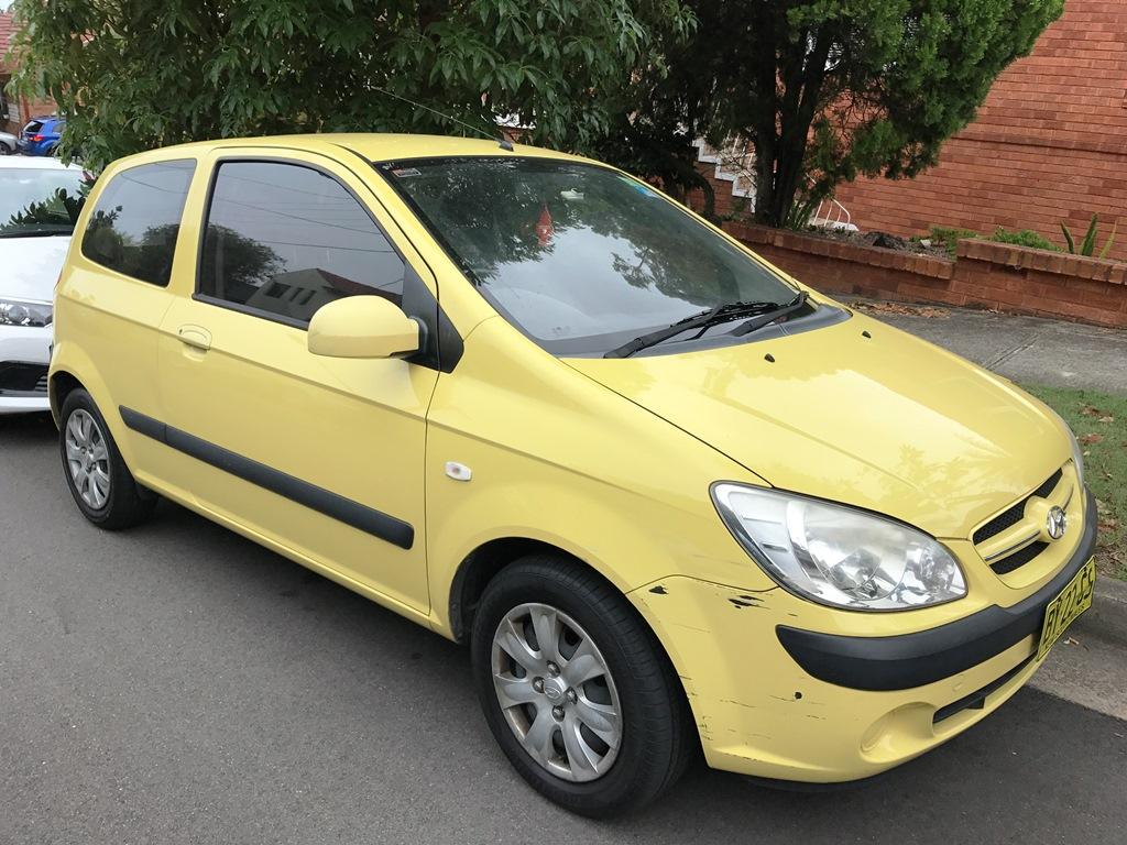 Picture of Helen's 2006 Hyundai Getz