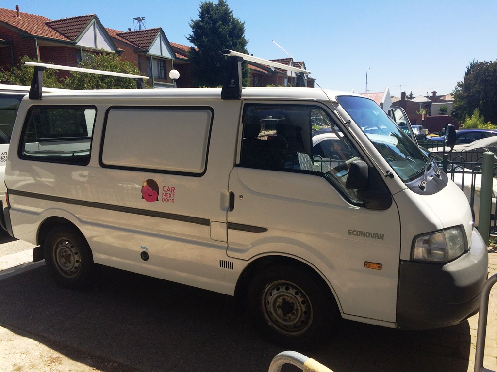 Picture of Lan's 2000 Ford Econovan