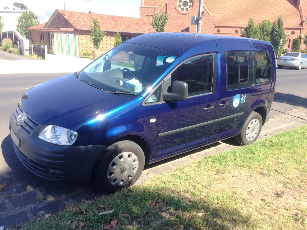 Picture of Marie's 2006 Volkswagen Caddy