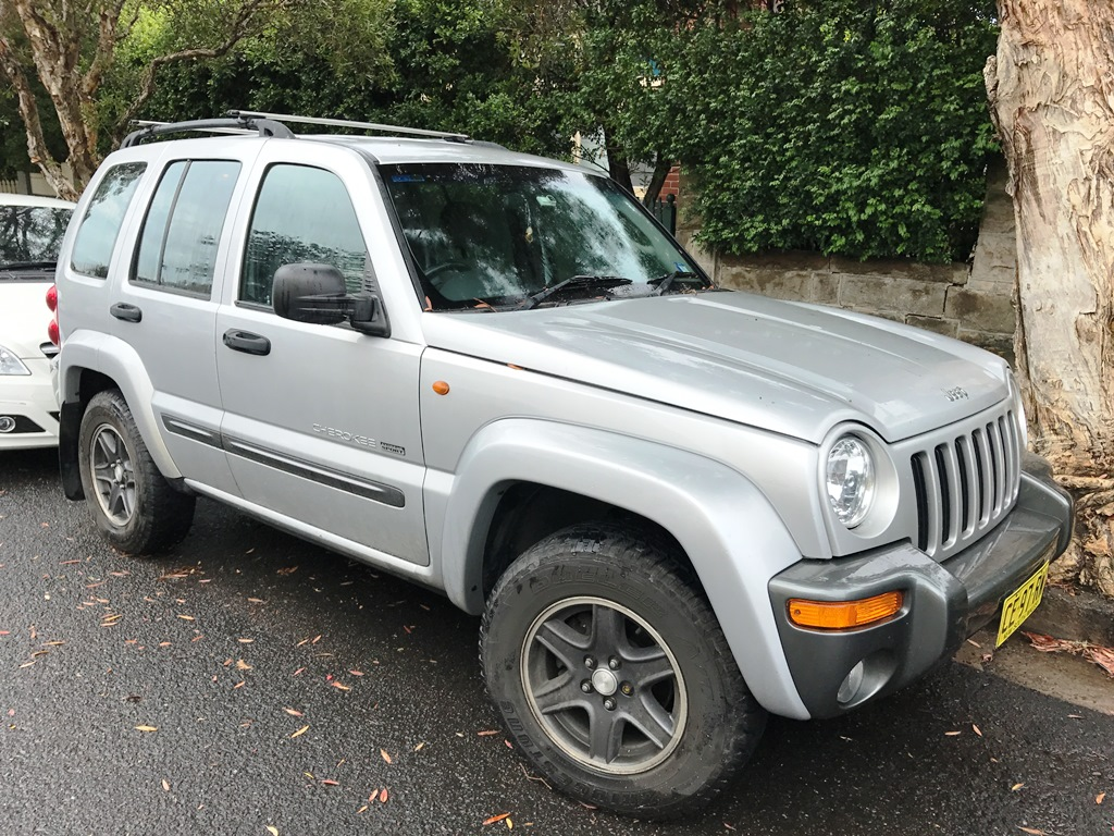 Picture of Jaime's 2004 Jeep Cherokee