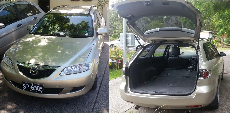 Picture of John's 2003 Mazda 6
