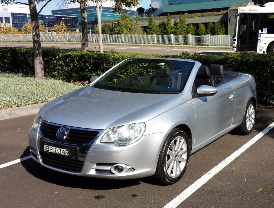 Picture of Geoff's 2010 Volkswagen  Eos