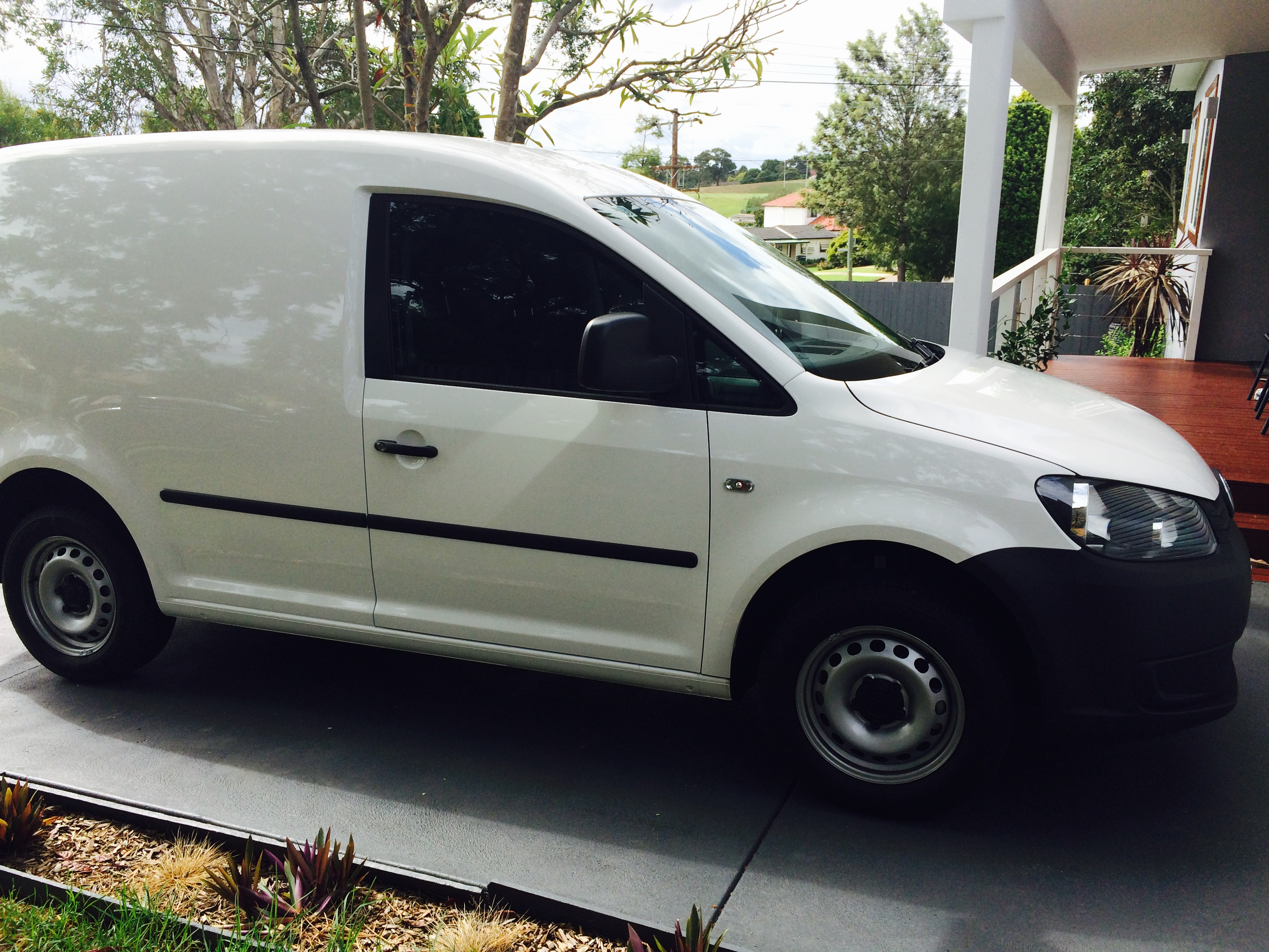 Picture of Tiffany's 2014 Volkswagen Caddy