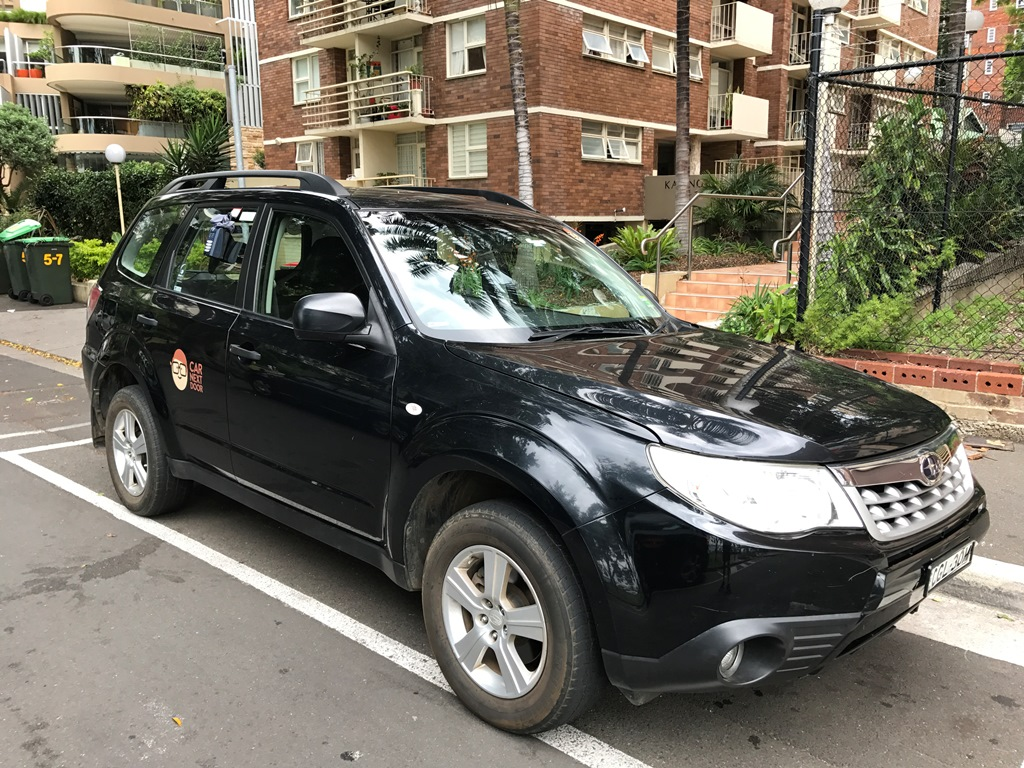 Picture of Michael's 2012 Subaru Forester