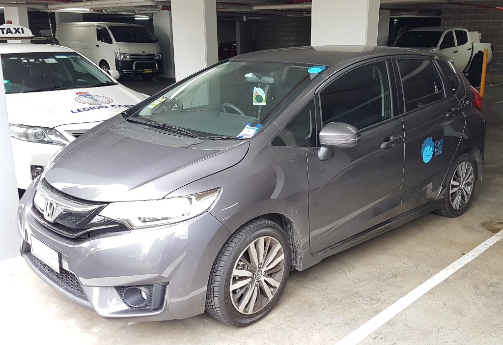 Picture of Ronny's 2016 Honda Jazz
