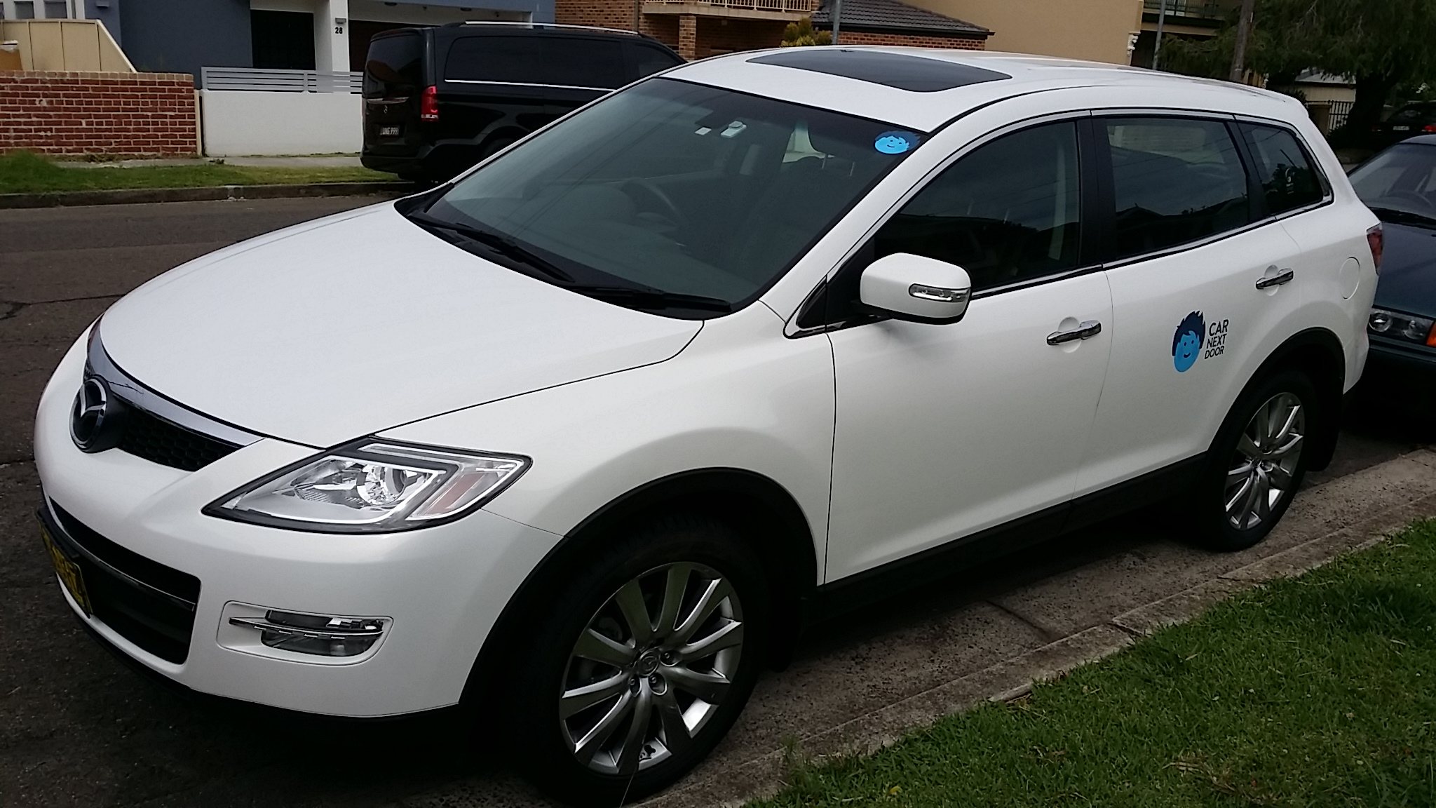 Picture of Roger's 2007 Mazda CX9