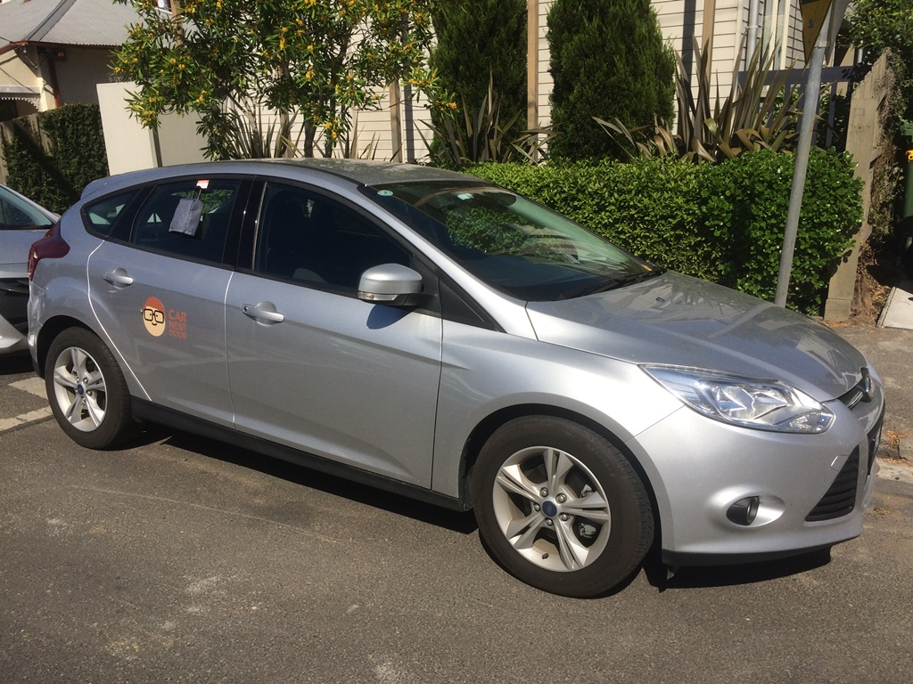 Picture of Shannon's 2014 Ford Focus