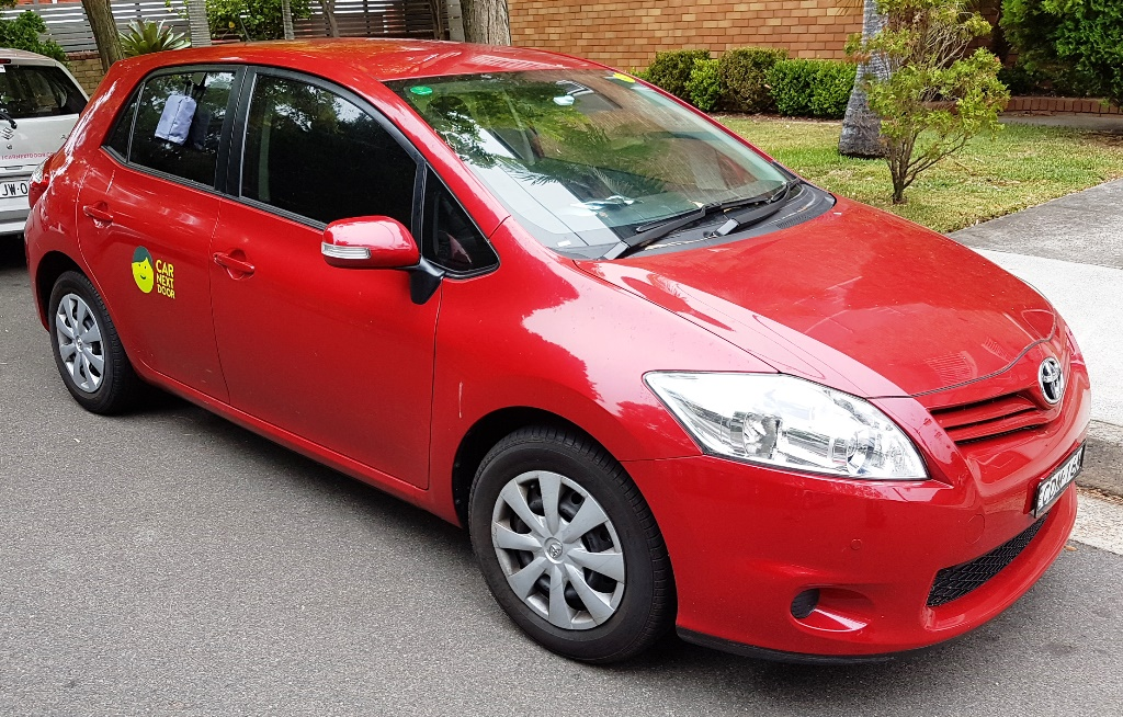 Picture of Anika's 2011 Toyota Corolla