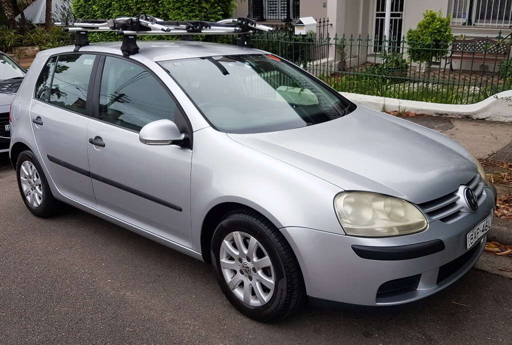 Picture of Joanne's 2006 Volkswagen Golf