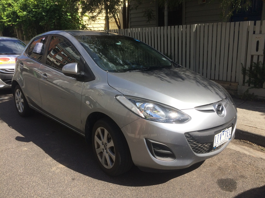 Picture of Meg's 2014 Mazda 2