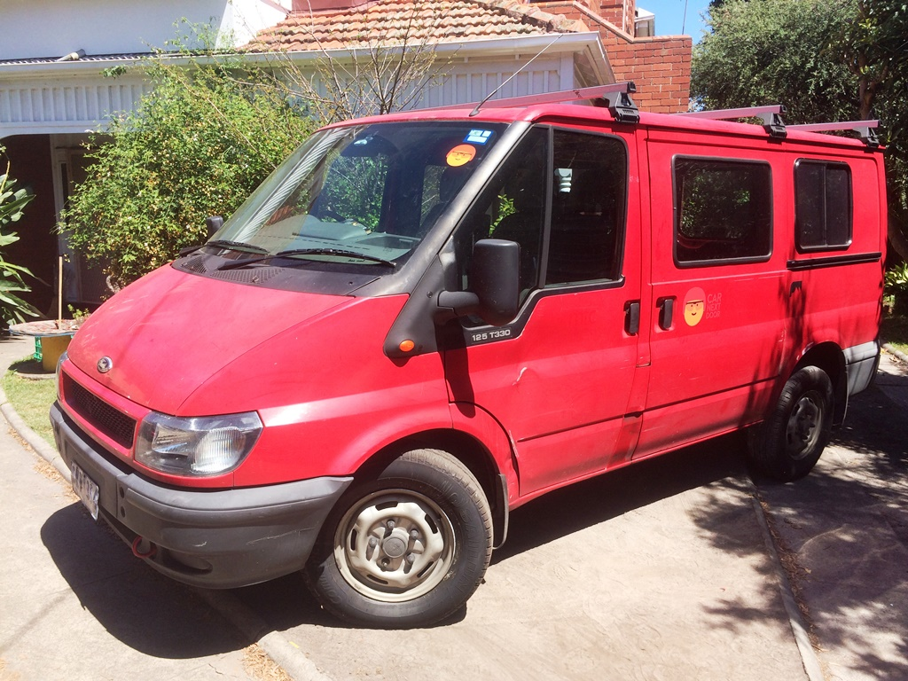 Picture of Westbury's 2003 Ford Transit
