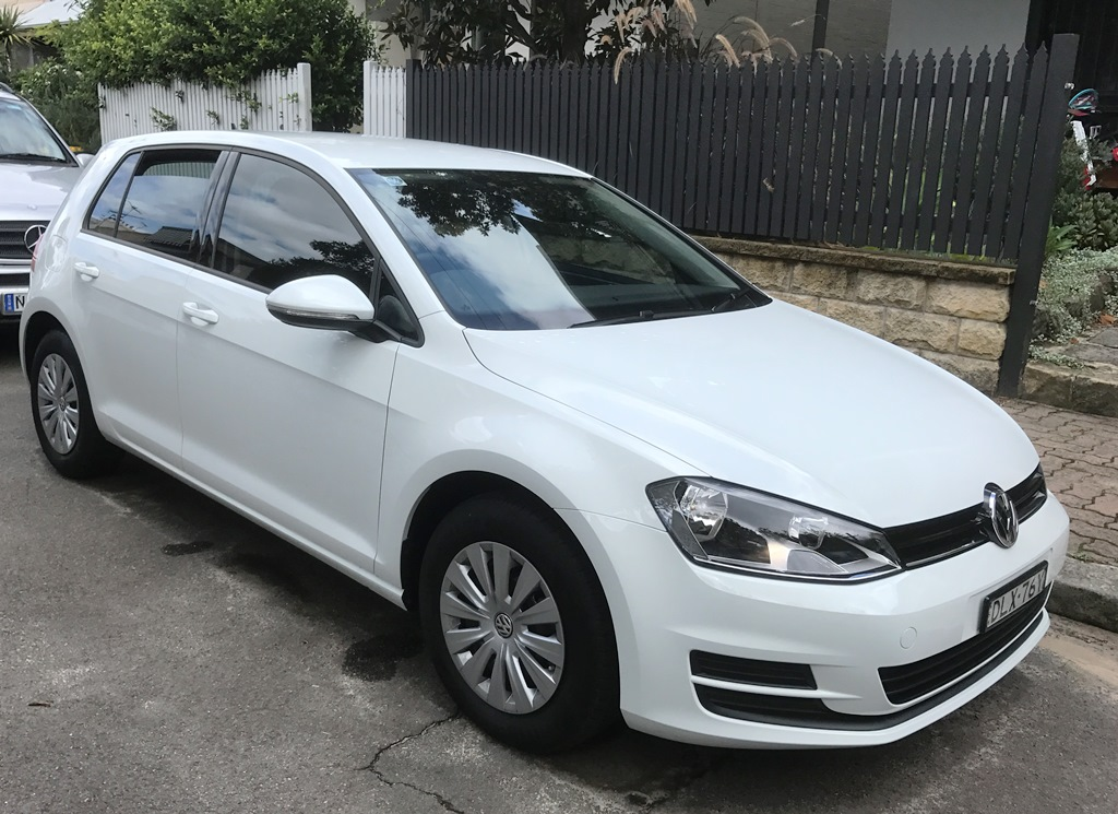 Picture of Rhian's 2017 Volkswagen Golf