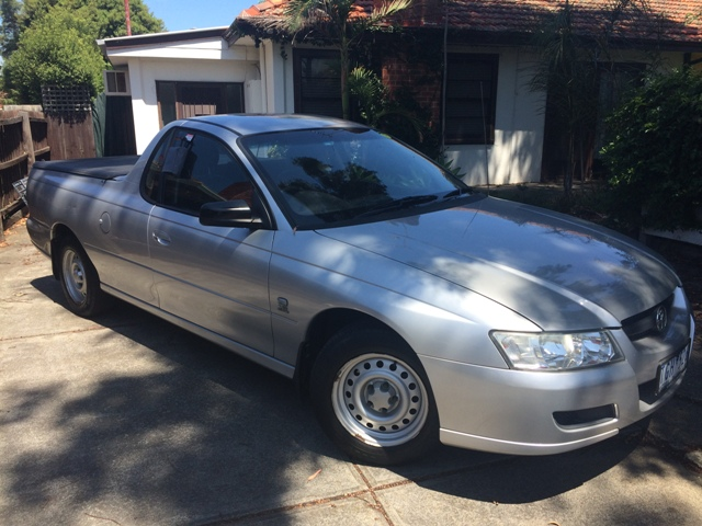 Picture of Alison's 2004 Holden Commodore
