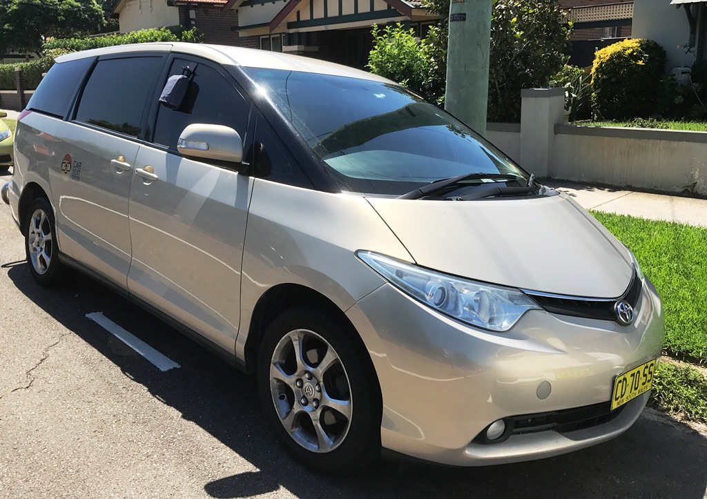 Picture of Thomas' 2006 Toyota Tarago