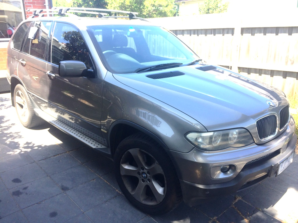Picture of Alex's 2005 BMW X5