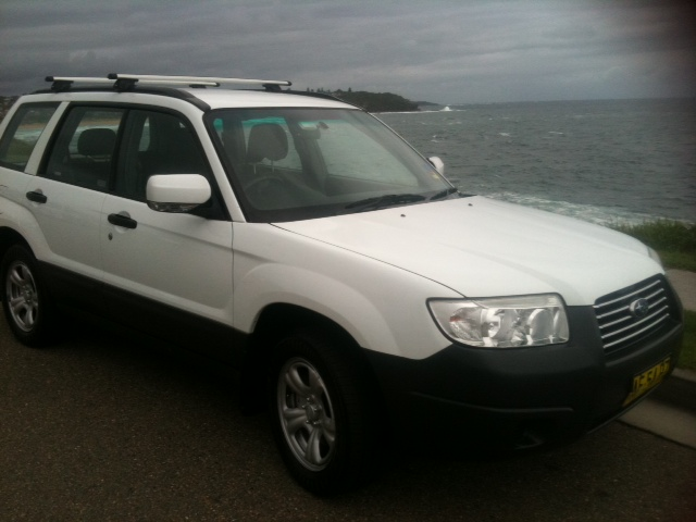 Picture of Mary Louise's 2005 Subaru Forester