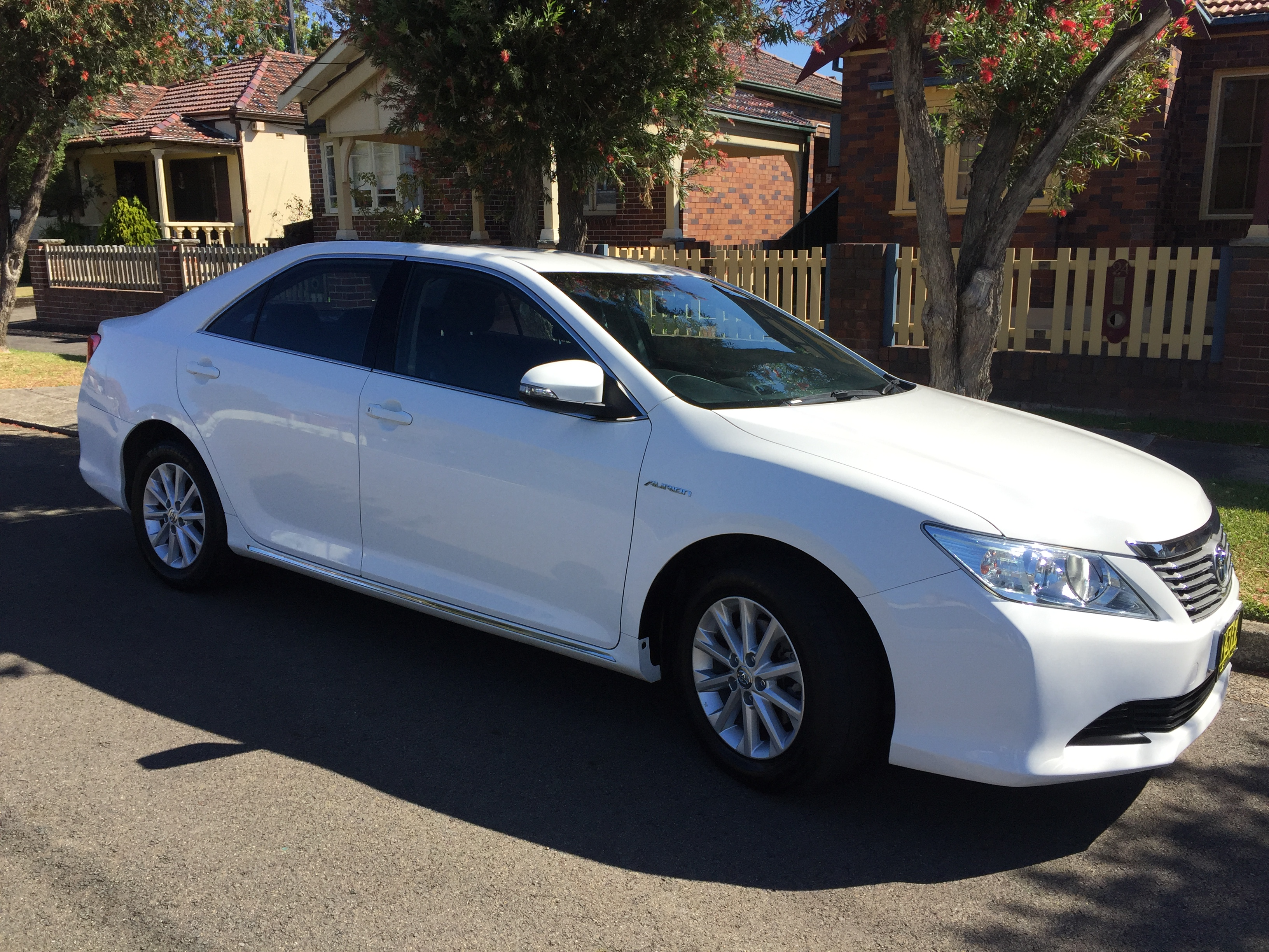 Picture of Alex Phong's 2013 Toyota Aurion