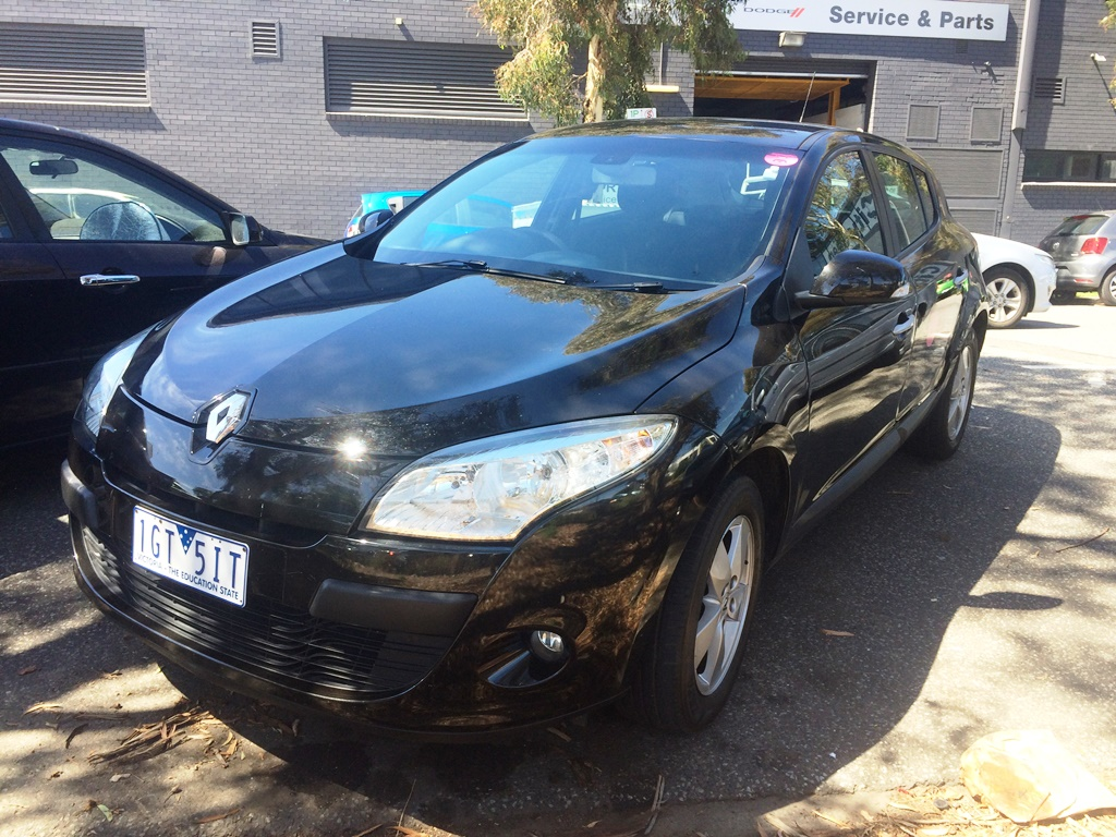 Picture of Rajat 's 2011 Renault Megane