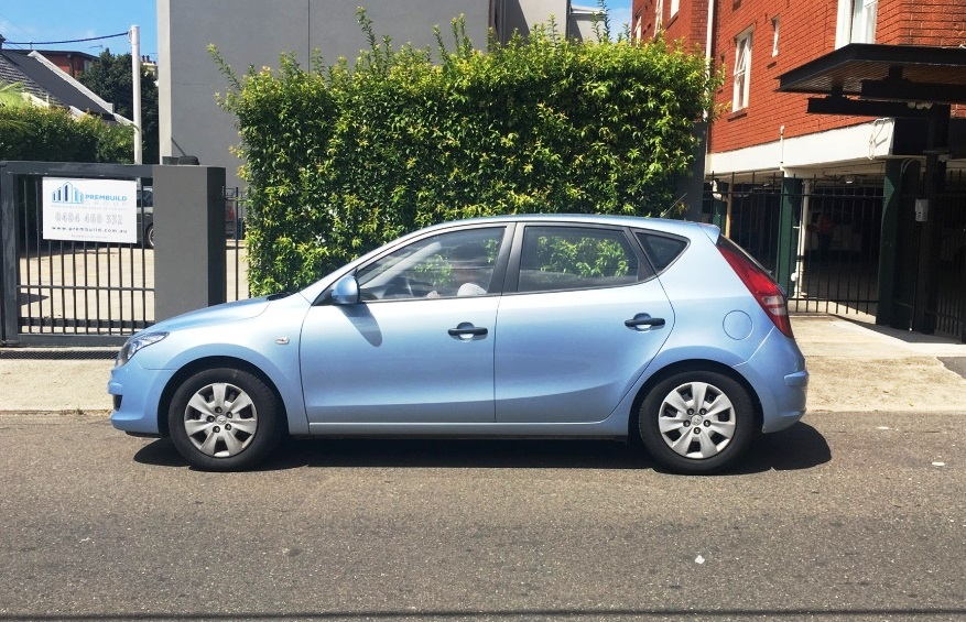 Picture of Helen's 2010 Hyundai i30