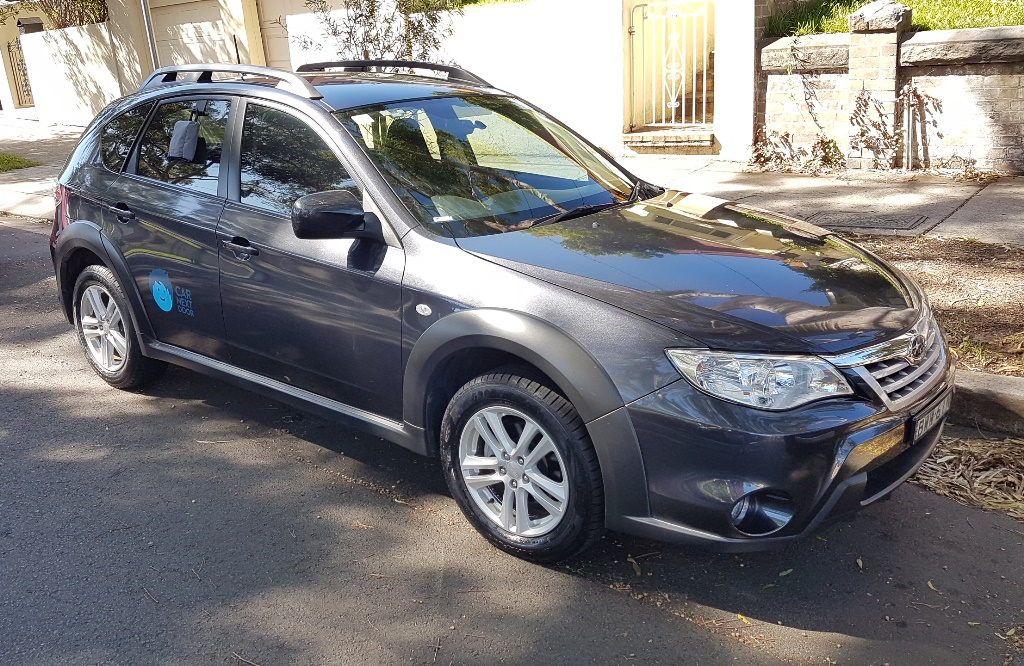 Picture of Louise's 2011 Subaru Impreza XV